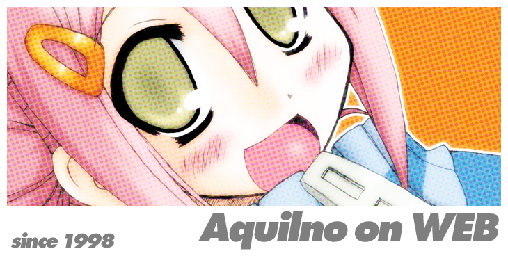 Aquilno on WEB